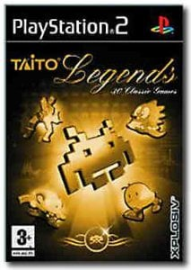 Taito Legends per PlayStation 2