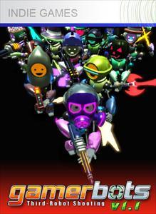 Gamerbots: Third-Robot Shooting per Xbox 360