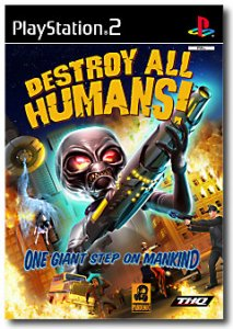 Destroy All Humans! per PlayStation 2