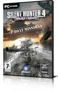 Silent Hunter 4: Wolves of the Pacific: U-Boat Missions per PC Windows