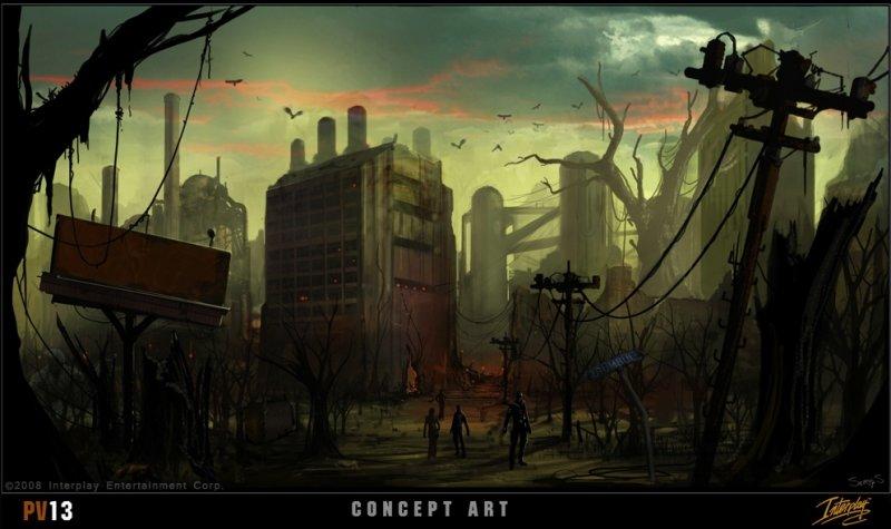 Beta pubblica nel 2012 per l'MMO di Fallout
