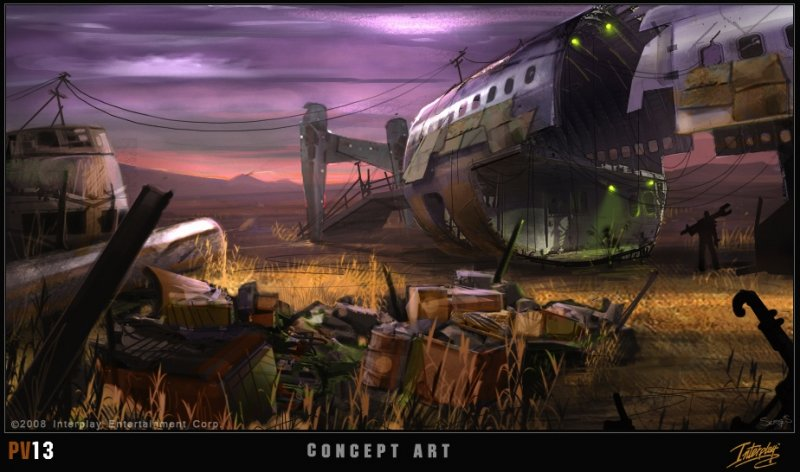 Interplay ribadisce: Fallout Online nel 2012