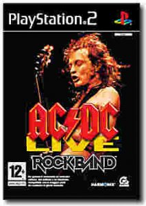 AC/DC Live: Rock Band Track Pack per PlayStation 2