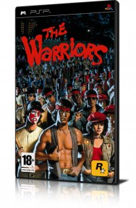The Warriors per PlayStation Portable