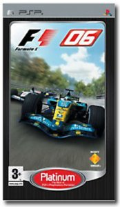 Formula One 06 (Formula 1 2006) per PlayStation Portable