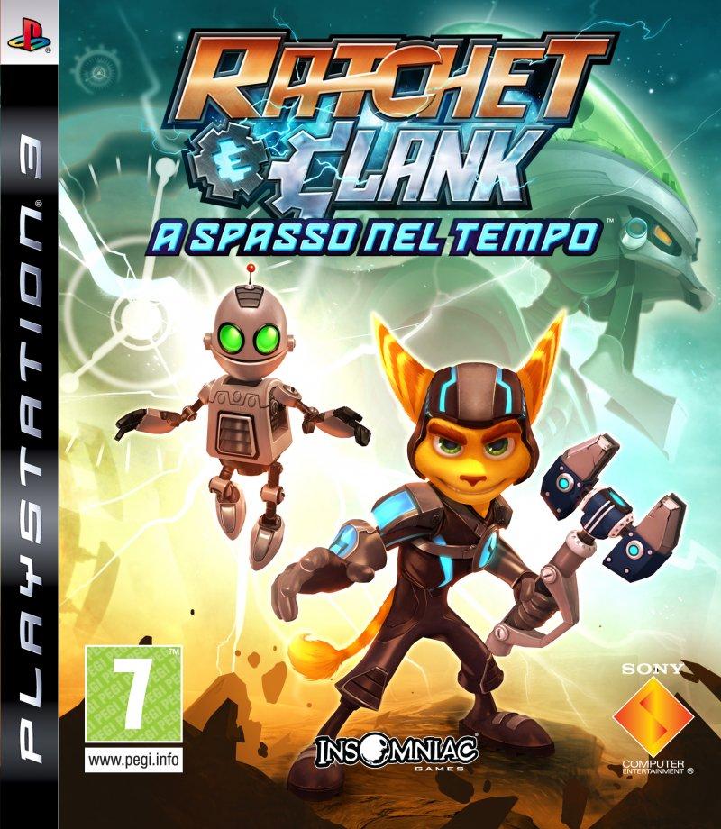 Ratchet & Clank: a Spasso nel Tempo disponibile da oggi