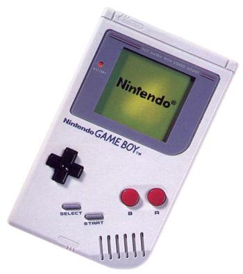 Il Game Boy nell'Olimpo dei giocattoli