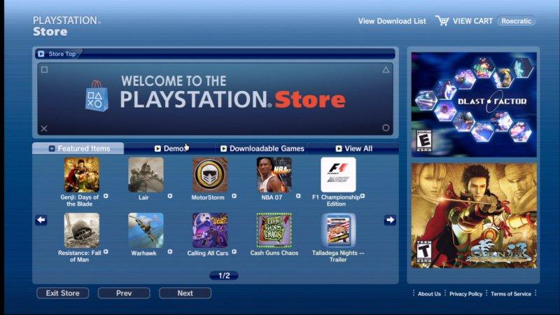 Manutenzione programmata per PlayStation Network