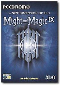 Might and Magic IX per PC Windows