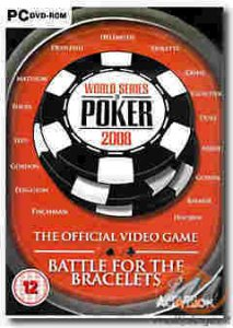 World Series of Poker 2008: Battle For The Bracelets per PC Windows