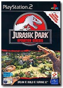 Jurassic Park: Operation Genesis per PlayStation 2