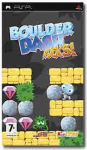 Boulder Dash: Rocks! per PlayStation Portable