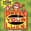 Press Your Luck 2010 Edition - Trucchi