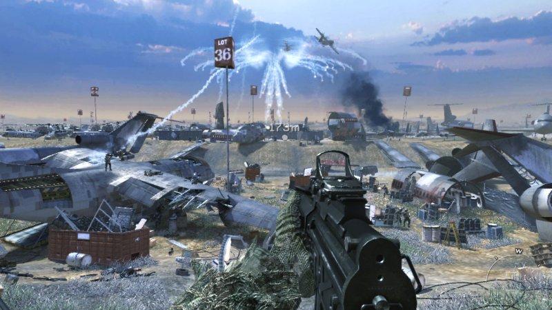 Modern Warfare 2 è il gioco più venduto nel 2009 secondo Chart-Track