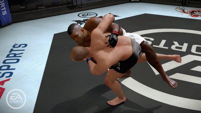 La lotta secondo EA