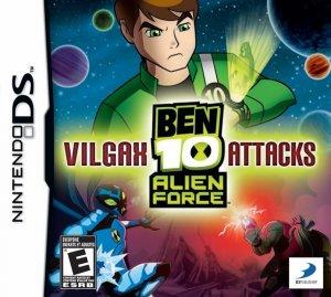 Ben 10: Alien Force - Vilgax Attacks per Nintendo DS
