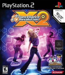 DanceDance Revolution X2 per PlayStation 2