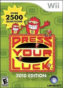 Press Your Luck 2010 Edition per Nintendo Wii