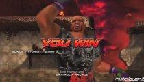 Tekken 6 - Leo vs Mokujin e Marduk vs Dragunov e Marduk vs Julia Gameplay