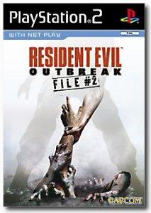 Resident Evil Outbreak: File 2 per PlayStation 2