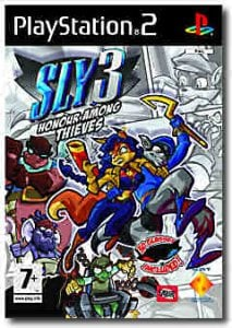 Sly 3: Honor Among Thieves per PlayStation 2