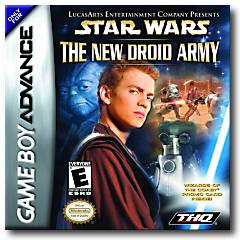 Star Wars: Episode II The New Droid Army per Game Boy Advance