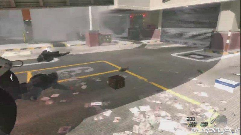 L'attentato all'aeroporto di Mosca e Modern Warfare 2