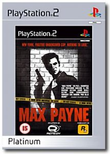 Max Payne per PlayStation 2