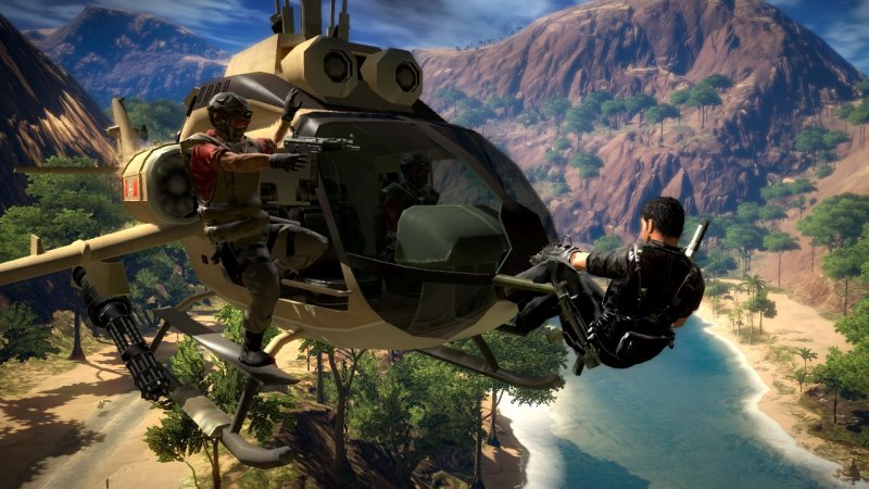 Il film di Just Cause sarà un prequel