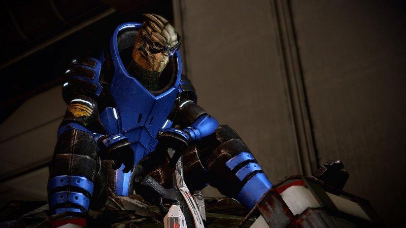 Nuovo pacchetto immagini per Mass Effect 2