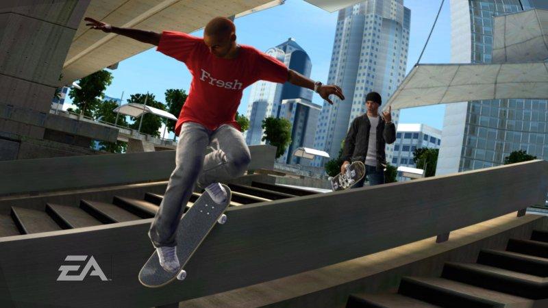 Skate 3 torna con nuove immagini