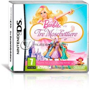 Barbie e le Tre Moschettiere per Nintendo DS