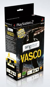 SingStar Vasco per PlayStation 2