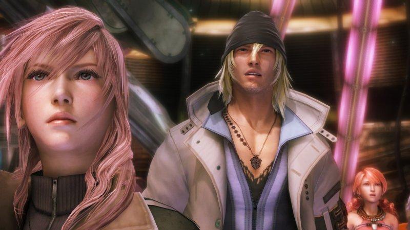 Final Fantasy XIII in tre nuove immagini