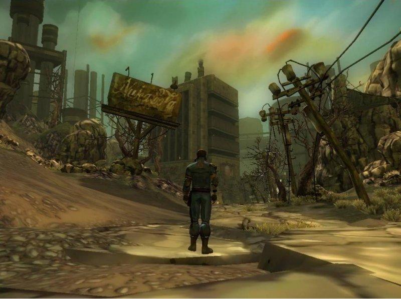 Fallout Online: compaiono indizi sulla Church of Harold