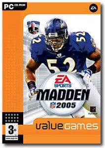 Madden NFL 2005 per PC Windows