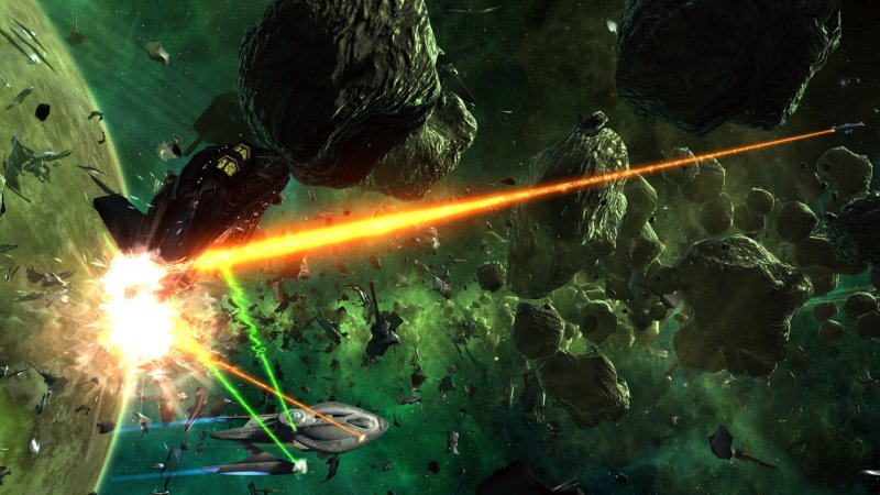 La open beta di Star Trek Online a gennaio