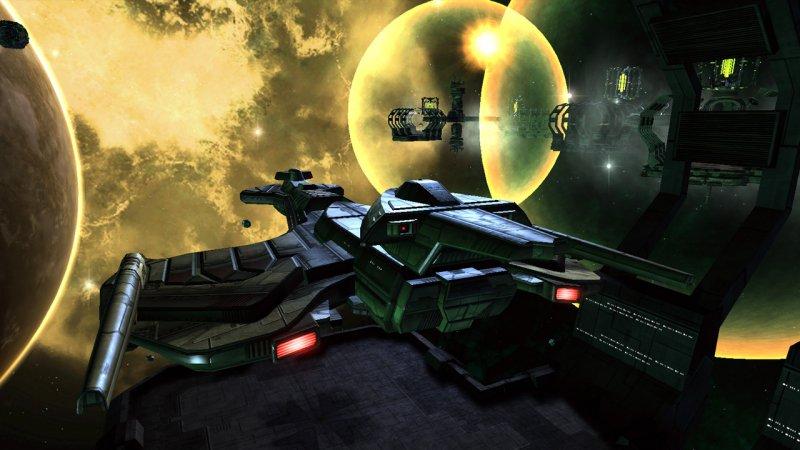 Star Trek Online molto esplorativo