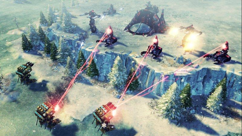 Due minuti di gameplay da Command & Conquer 4: Tiberian Twilight