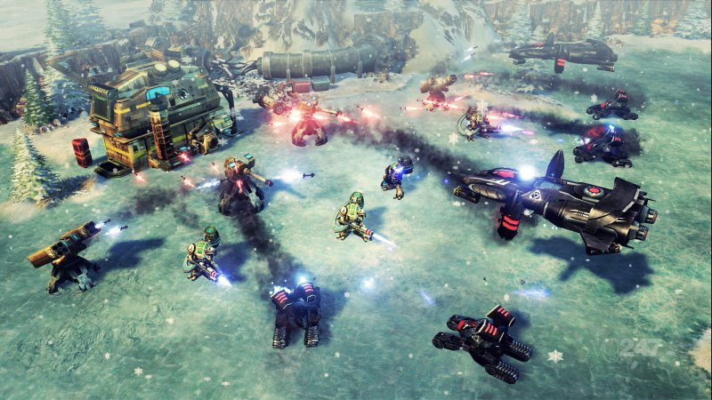 Command & Conquer 4 piacerà agli appassionati di FPS