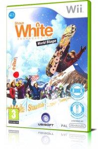 Shaun White Snowboarding: World Stage per Nintendo Wii