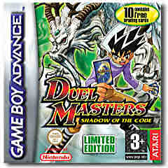 Duel Masters: Shadow of the Code per Game Boy Advance