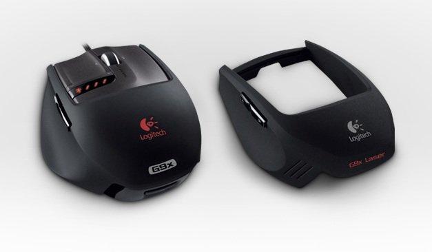 Logitech G9x Laser