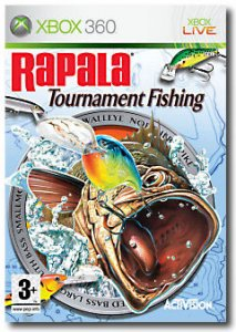 Rapala Tournament Fishing per Xbox 360
