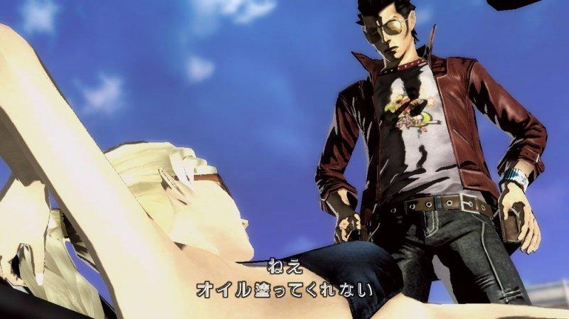 No More Heroes: Heroes' Paradise solo su PS3?