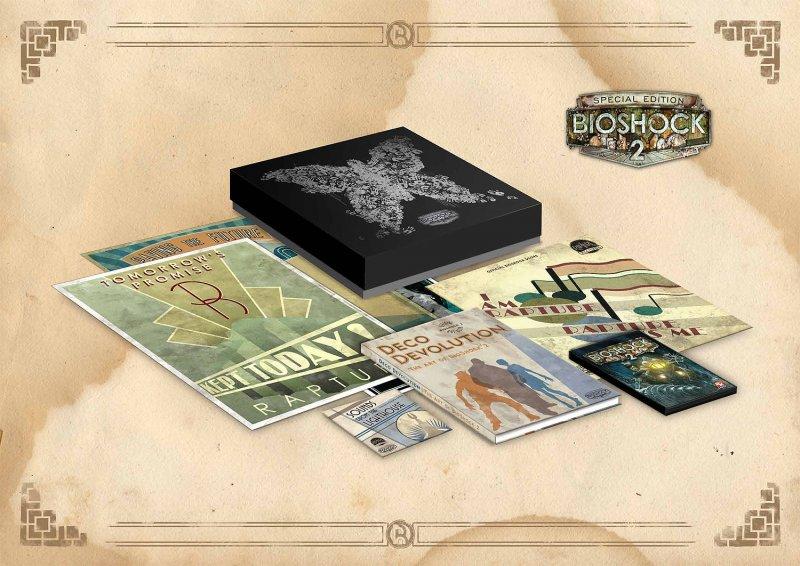 Un'Edizione Speciale per BioShock 2