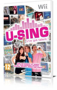 U-SING per Nintendo Wii