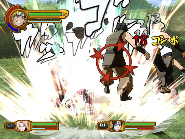I ninja combattono ancora su PS2