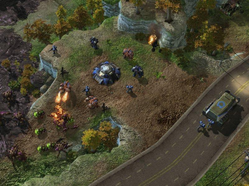 Mini-campagna Protoss per StarCraft II: Wings of Liberty