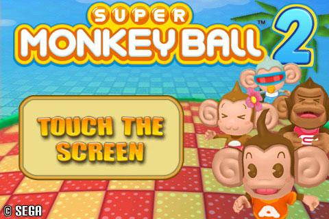 Super Monkey Ball 2 sbarca su iPad